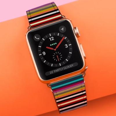 town stripe casetify apple watch band sharon turner
