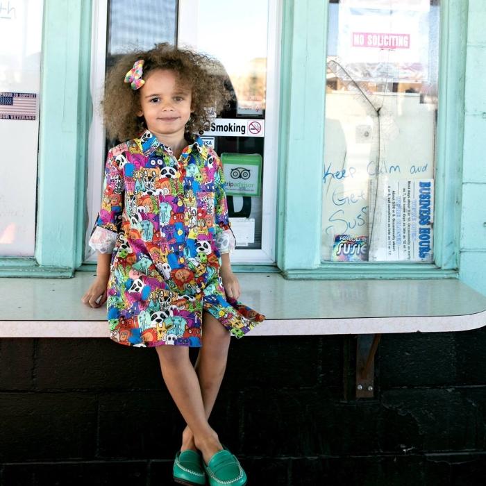 plushies neon Bijou Sauvage Clothier