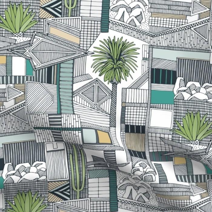 sonoran architectural desert fabric