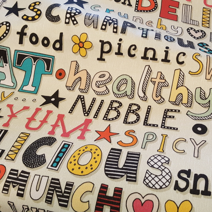 delicious typography pattern spoonflower sharon turner