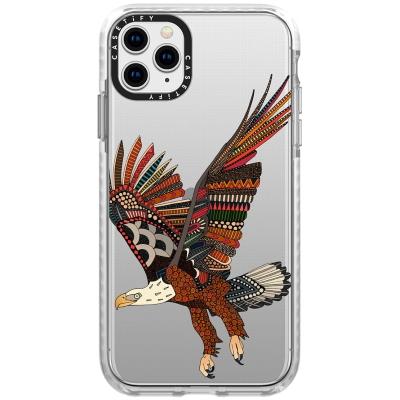 USA eagle transparent exclusive casetify phone case Sharon Turner
