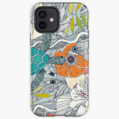I see Hawaii celadon blue redbubble iphone tough case sharon turner