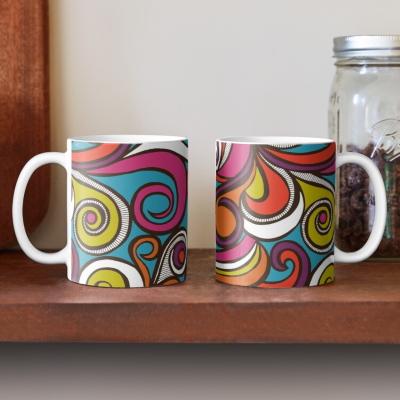 water joy multi redbubble coffee mug sharon turner