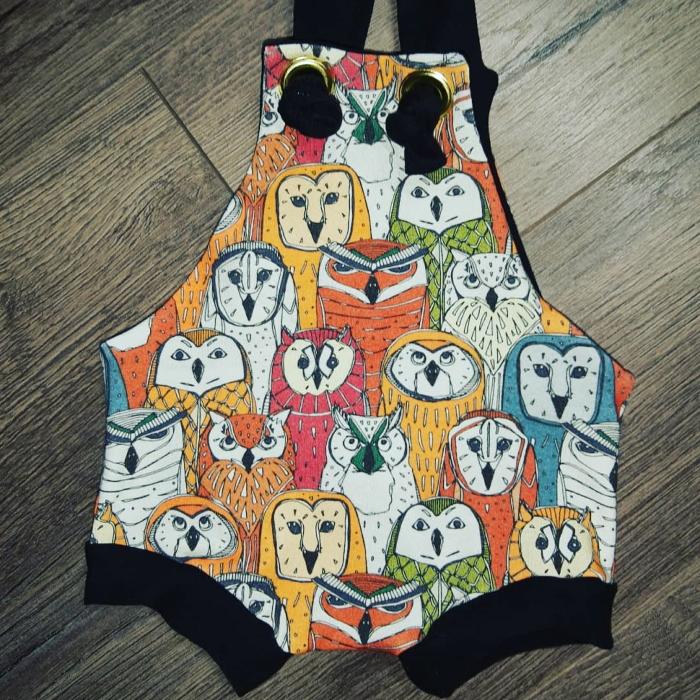 owl romper