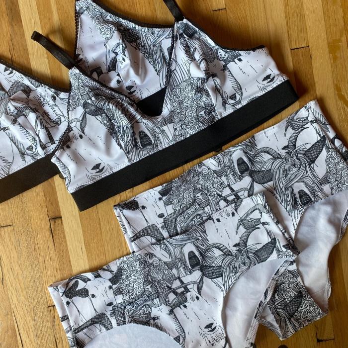 swoop goats underwear